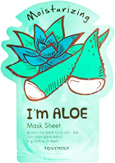 Tony Moly I'm Real Moisturizing Aloe Face Mask Sheet