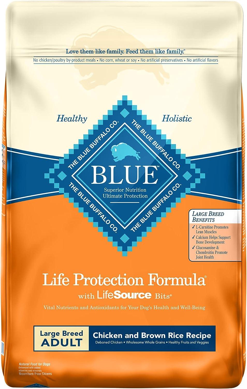 Blue Buffalo Life Protection Formula Large Breed Recipe