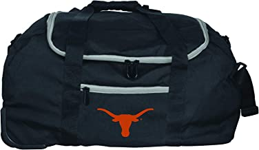 Denco NCAA Unisex Collapsible Duffel, 22-inches
