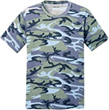 Joe's USA Camoflauge T-Shirts- Camo Tees in 6 Colors and Sizes S-4XL