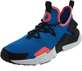 Air Huarache Drift Lifestyle Mens Sneakers (10.5 M US, Blue Nebula/Black-Black/White)