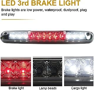 Best 2008 chevy silverado third brake light lens Reviews