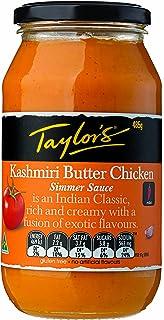 Taylor's Kashmiri Butter Chicken Simmer Sauce, 485 g