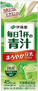 伊藤園 毎日1杯の青汁 (紙パック) 200ml×24本