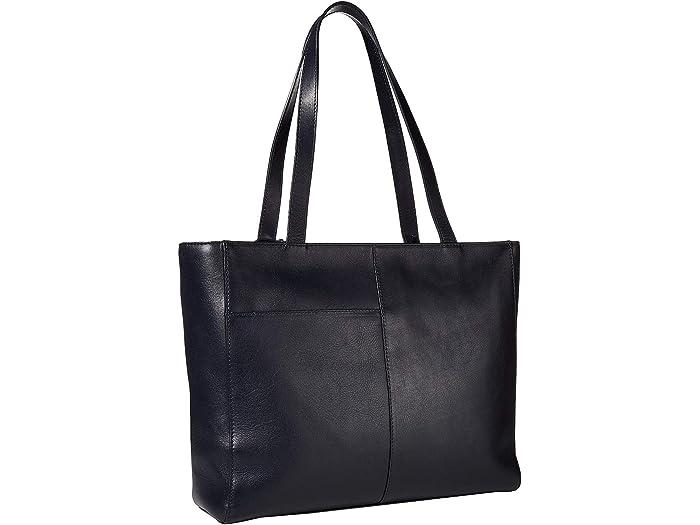 Radley London Greyfriars Gardens - Large Zip Top Tote Ink Handbags