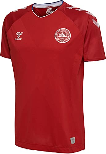 Hummel Danemark Accueil WM 2018 Maillot Homme