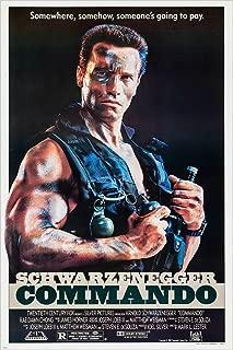 Best arnold schwarzenegger commando poster Reviews