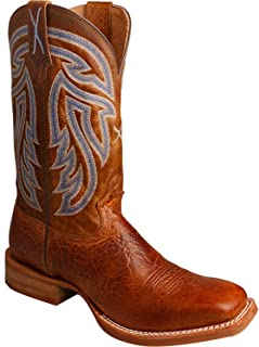 Men's Rancher Cowboy Boot Square Toe - Mra0001
