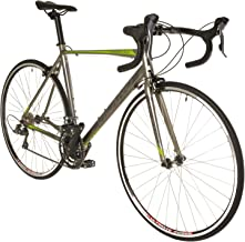 Vilano Forza 3.0 Aluminum Carbon Road Bike with Sora STI