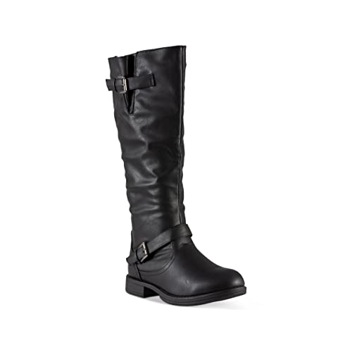 8039324462e2 Plus Size Boots Extra Wide Calf  Amazon.com