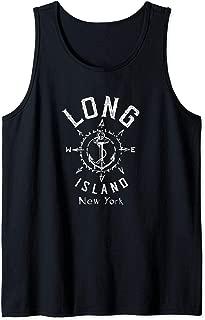 Long Island NY Souvenir Sailing Gift New York Tank Top