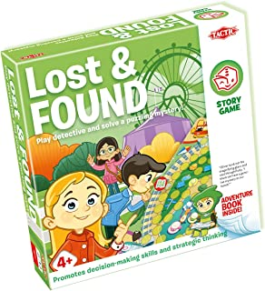 Tactic Story Game: Lost & Found, Mixed, 54889