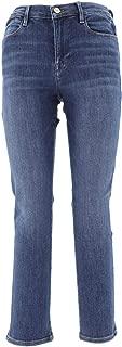 FRAME Luxury Fashion Womens LHST801 Blue Jeans | Fall Winter 19
