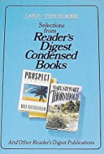 Reader's Digest Condensed Books (Prospect / The Doughnuts / Thornyhold) (Large Type Reader)