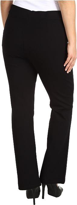 Plus Size Belinda Pull On Bootcut in Black