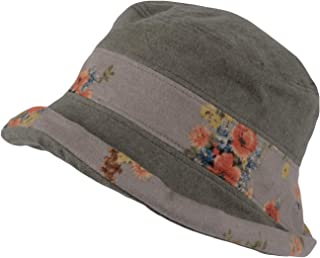 WITHMOONS Bucket Hat Packable Floral Fall Winter Women Lady Cap SLB1233