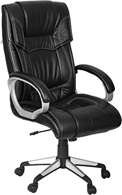MBTC Estrella Executive Director Desk Office Chair in Black