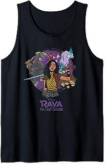 Disney Raya and the Last Dragon Raya and Crew Débardeur