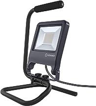 LEDVANCE Armatuur: voor verdieping, WORKLIGHTS S-STAND / 50 W, 220…240 V, stralingshoek: 120, Koel wit, 4000 K, body mater...