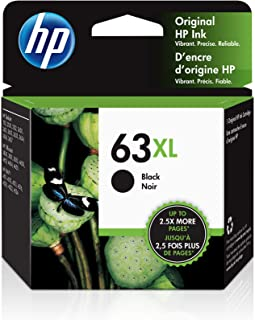 HP 63XL | Ink Cartridge | Black | F6U64AN