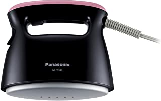 パナソニック スチームアイロン ピンクブラック NI-FS330-PK