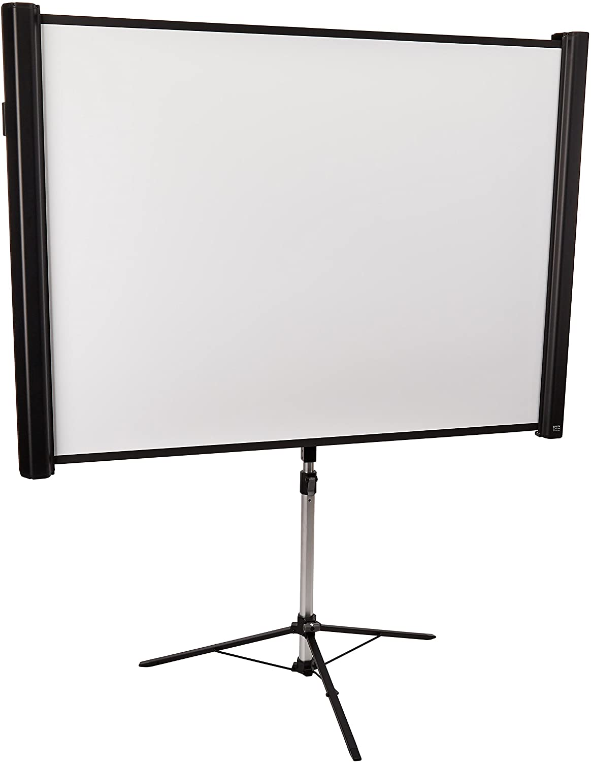 Epson ES3000 Ultra Portable Projection Screen (V12H002S3Y),Black/White