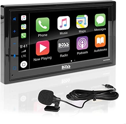 BOSS Audio BVCP9685A Car Stereo with Apple CarPlay,...
