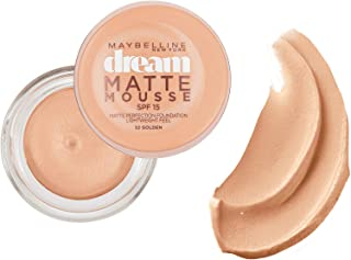 Maybelline New York New York New York Foundation Dream Matte Mousse Gold 32