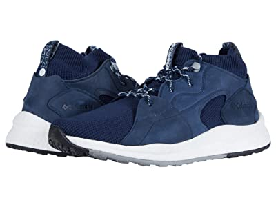 Columbia Sh/Fttm Outdrytm Mid (Collegiate Navy/White) Men