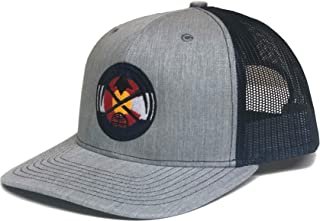 Colorado Flag Nugget CO Snapback Hat