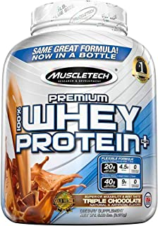 Muscletech 100% Whey Protein, Chocolate