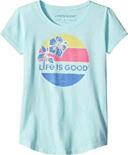 LIG Hibiscus Smiling Smooth Tee™ (Little Kids/Big Kids)