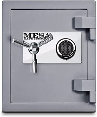Mesa Safe Company Model MSC1916E High Security Burglary and Fire Safe with Electronic Lock