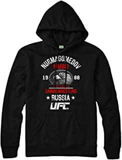 Khabib Nurmagomedov Hoodiethe Eagle Top MMA UFC Adult Hoodie Top