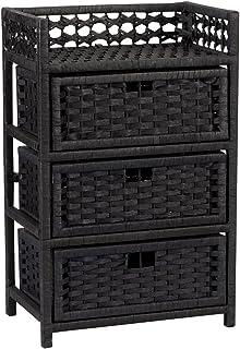 Amazon.com: Used - Black / Dressers / Bedroom Furniture ...