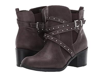 Mia Kids Tammi (Little Kid/Big Kid) (Gray) Girls Shoes