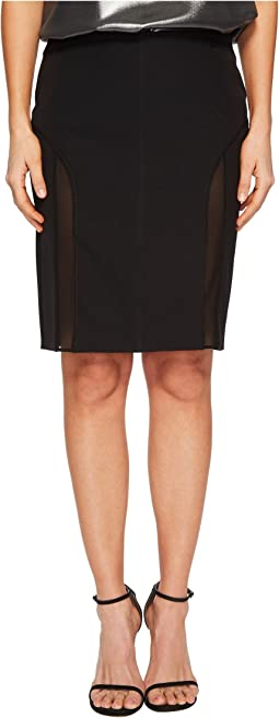 Versace Jeans Short Skirt