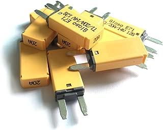 IZTOSS DC 14V 10PCS 20 Amp ATM Mini Circuit Breaker