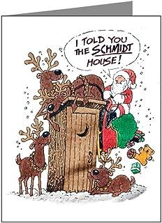 schmidt house christmas card