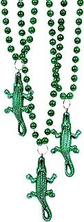 BBD, INC Mardi Gras Eco Alligator Beads 33