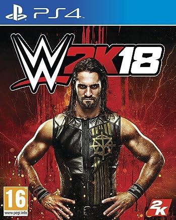 Sony WWE 2K18 [PlayStation 4 ]