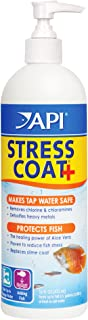 API Stress Coat Water Conditioner, for Aquarium