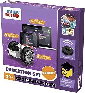 TINKERBOTS Kit Robot Education Expert Set 00152