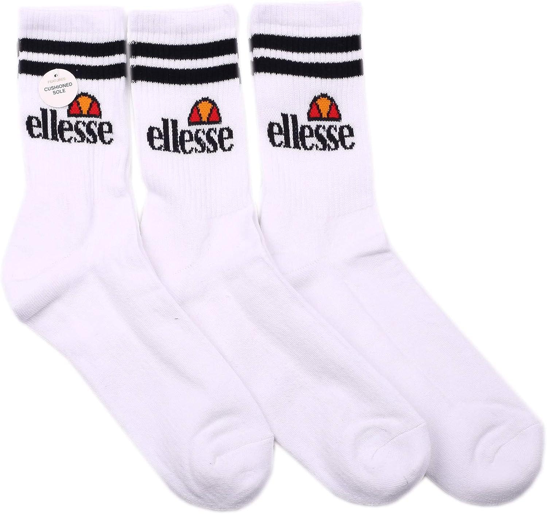 Ellesse Unisex Socks Pullo Pack Of 3 SAAC0620