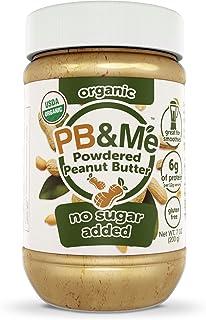 PB & Me PB and Me Organic No Added Sugar Powdered Peanut Butter 200 g