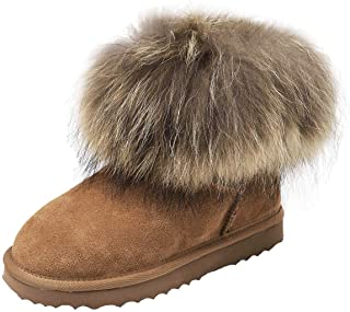 Shenduo Scarpe Donna Invernali - Stivali da Neve Classico Caldo D9251