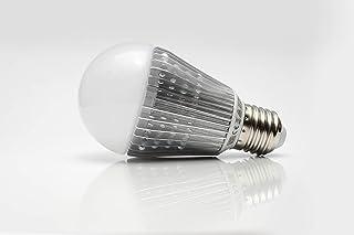 Light & Life - Bombilla con menor consumo del mercado sin obsolescencia programada, máxima duración – E27 9W - 4000K - Tecnología LED más sostenible top de A++ - luz fría de gran calidad