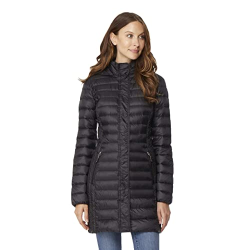 fc03018ed85 32 DEGREES Womens Ultra Light Hooded Down Packable Jacket