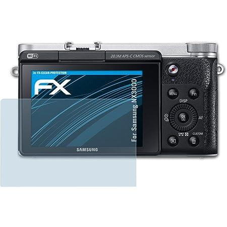 Atfolix Schutzfolie Kompatibel Mit Samsung Nx30 Folie Kamera