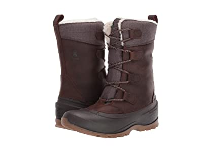 Kamik SnowGem (Dark Brown) Women